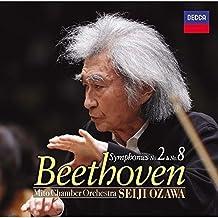 Beethoven: Symphonies 2 & 8