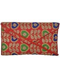 Utsav Women's Multicolour Sling Bag (Utsav 113)