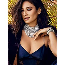 reixus (TM) lujo cristal borla collar gargantilla collar vintage brillantes declaración collar mujeres Maxi collares cuello joyas collares, plata