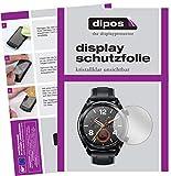dipos I 6X Schutzfolie klar passend für Huawei Watch GT Folie Displayschutzfolie