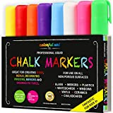 Best Chalkboard Paints - Colorful Art Professional CHALK PENS & MARKERS Review