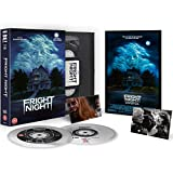 Fright Night Blu Ray Limited Edition / VHS Packaging / Includes Art Card+Poster+DVD+Blu Ray