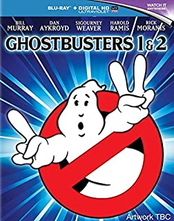 Ghostbusters/Ghostbusters 2 [Blu-ray] (B00KWWFV2I) | Amazon Products