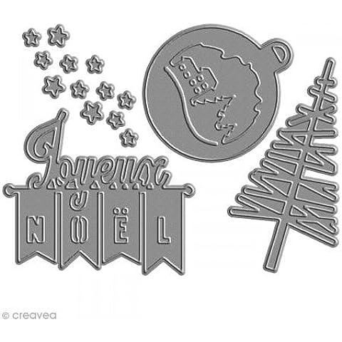 Florilèges Design FDD21427 - Utensile di ritaglio, per scarpbooking, motivo: