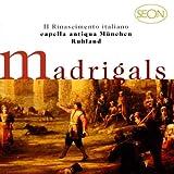 Il Rinascimento Italiano early italian madrigals Les premiers madrigaux italiens [Import anglais]