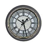 CafePress Horloge Murale décorative Motif Big Ben London Pro 25,4 cm