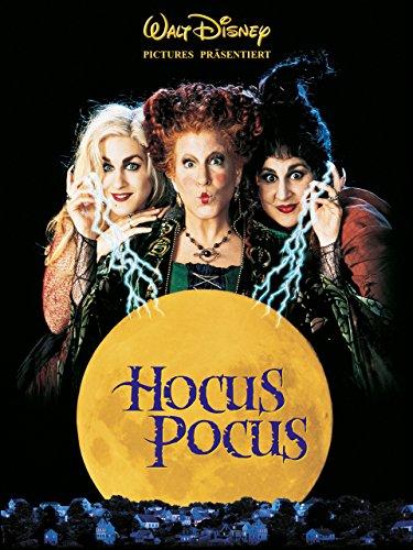 Hocus Pocus - Drei zauberhafte Hexen (Kinder Halloween-filme Disney Für)