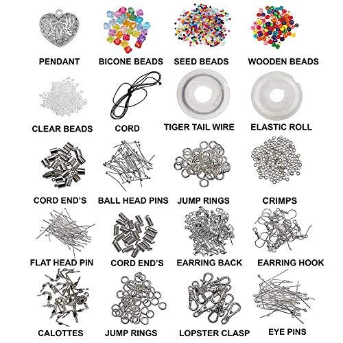 Zoom IMG-1 creazione di gioielli kit 1000