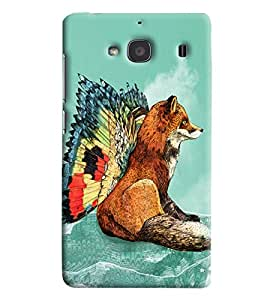 Expert Deal Best Quality 3D Printed Hard Designer Back Cover For Xiaomi Redmi 2s