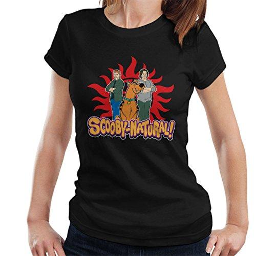 Cloud City 7 Supernatural Scooby Doo Scoobynatural Pun Women's T-Shirt