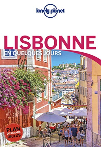 Lisbonne En quelques jours - 4ed par  LONELY PLANET, Planet Lonely