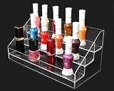 Acryl Warentreppe Lipstick-Ständer Warenständer Verkaufsständer