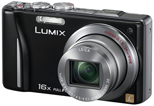 Panasonic – Lumix DMC-TZ22EG-K Digitalkamera_1