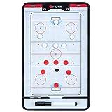 Pure2Improve Pizarra de entrenamiento para hockey sobre hielo, multicolor, 35x 22cm