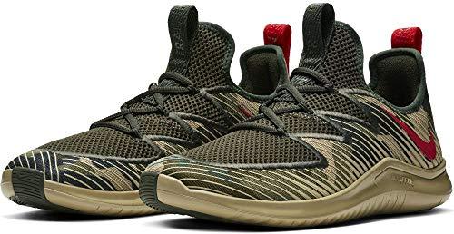 Free TR Ultra - Zapatillas de Fitness para Hombre - AO0252 262 Multicolor Size: 46 EU