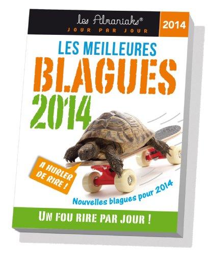ALMANIAK LES MEILLEURES BLAGUES 2014 par Collectif
