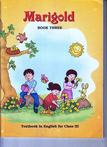 Marigold Textbook in English for Class - 3 - 324