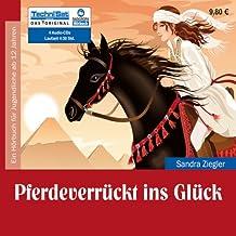 Pferdeverrückt ins Glück - Jugendhörbuch ab 12 Jahren