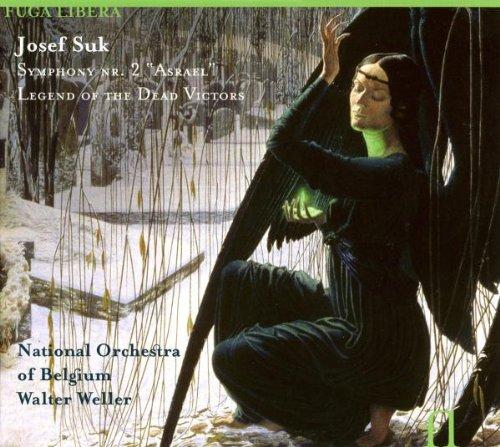 Josef Suk: Asrael-Sinfonie Op.27 / Legende Op.35 B
