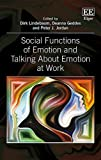 Social Functions of Emotion and Talking