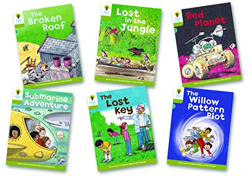 Oxford Reading Tree Biff, Chip and Kipper Level 7. Stories: Mixed Pack of 6