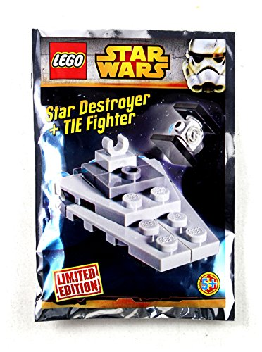Limited - Star Destroyer + TIE Fighter No. 911510 ()