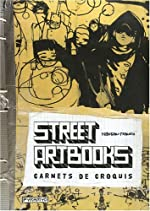 Street artbooks - Carnets de croquis de Tristan Manco
