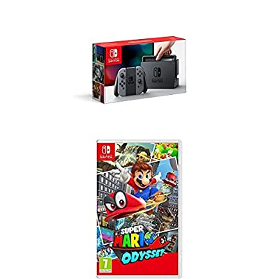 Nintendo Switch Console (2018 Parent)