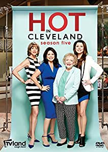 Hot in Cleveland: Season Five [Edizione: Francia]