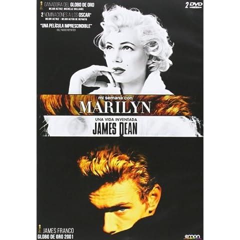 Pack: Mi Semana Con Marilyn + James Dean: Una Vida Inventada