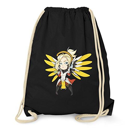 TEXLAB - Angel Wings - Turnbeutel, (Tag Ideen 2017 Kostüm Buch)