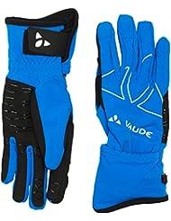 Vaude La varella guantes, otoño/invierno, unisex, color Azul - azul, tamaño 10
