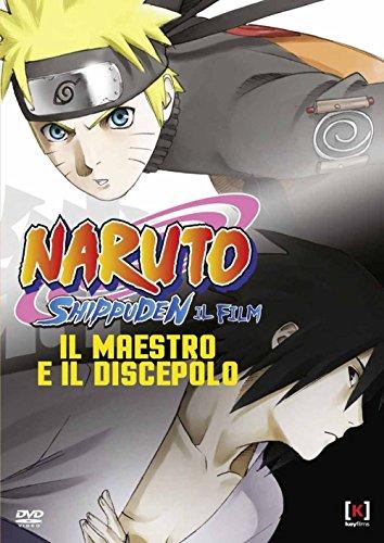 Naruto Shippuden: Il Maestro e Il Discepolo (DVD)