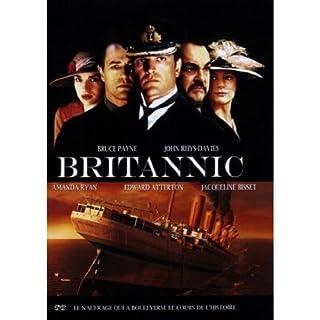 Britannic [Region 2] by Jacqueline Bisset