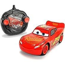 "Dickie Toys 203084003 - ""Cars 3 Turbo Racer Lightning McQueen"", RC Fahrzeug, ferngesteuertes Auto, 1:24, 17cm"
