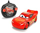 Smoby Majorette - 203084003 - Cars 3 - Voiture Radio Commandée - Turbo Racer Lightning Flash McQueen...