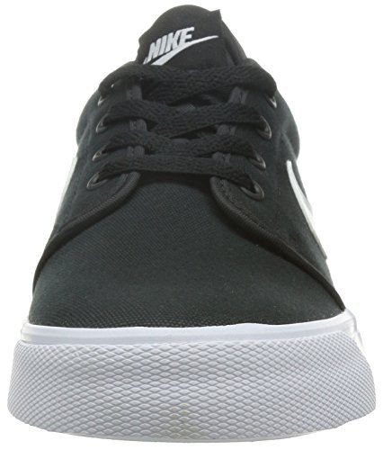 Nike s Toki Low Txt /// 555272-020 BLACK///WHITE