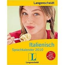 Langenscheidt Sprachkalender 2010 Italienisch - Kalender