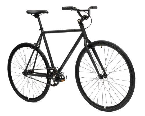 sic Fixed-Gear Single-Speed Urban Road Bike with BMX Bars, 1231 (Bmx Bike Gear)