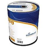 MediaRange MR443 DVD+R 4,7 GB (16x Speed, 100 stuks)