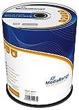 MediaRange MR443 - DVD+R 4,7GB 16x Speed, 100 Stück