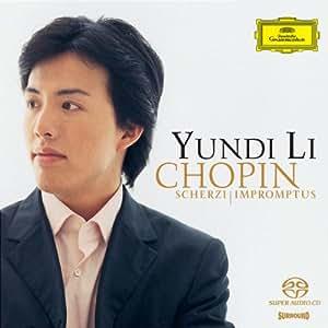 Chopin : Scherzi - Impromptus No. 1-3