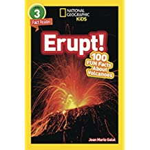 National Geographic Kids Readers: Erupt! (National Geographic Kids Readers: Level 3)