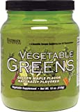 Ultimate Nutrition Vegetable Greens, 1er Pack (1 x 510 g)
