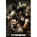 The Walking Dead Poster Collage (91,5cm x 61cm)