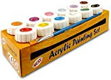Acrylic Painting Set - 12 Colour