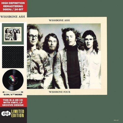 Wishbone Ash: Wishbone Four (Audio CD)