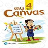 My Canvas Literature Reader by Pearson for CBSE English Class 4