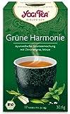 Yogi BIO Tee Grüne Harmonie, 17 Beutel, 30,6 g