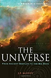 A Brief History of the Universe by J.P. McEvoy (2010-02-02)